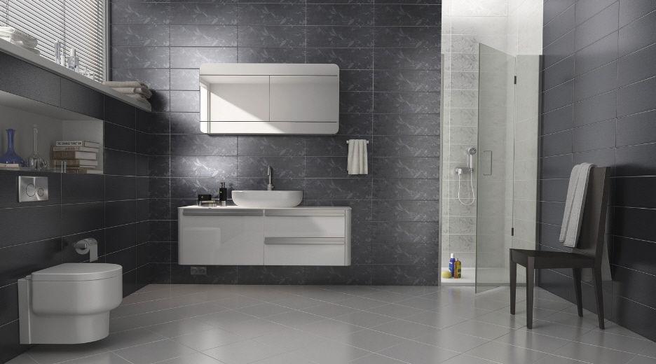 carrelage d'intérieur / de salle de bain / mural / en céramique ... - Salle De Bain Ceramique Photo
