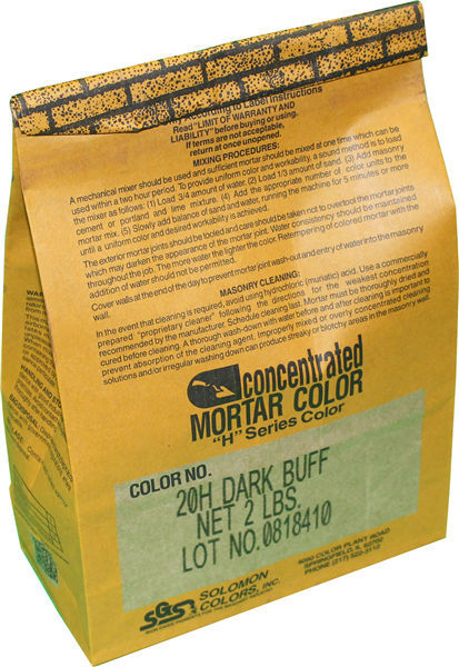 adjuvant colorant pour mortier solomon colors - Colorant Mortier