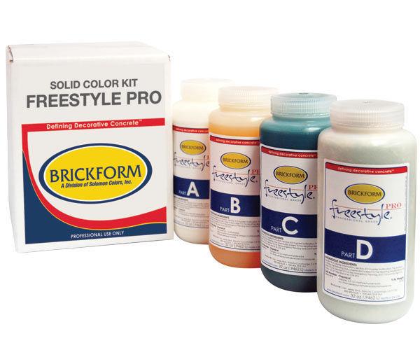 adjuvant colorant pour bton brickform ff freestylepro - Colorant Pour Beton