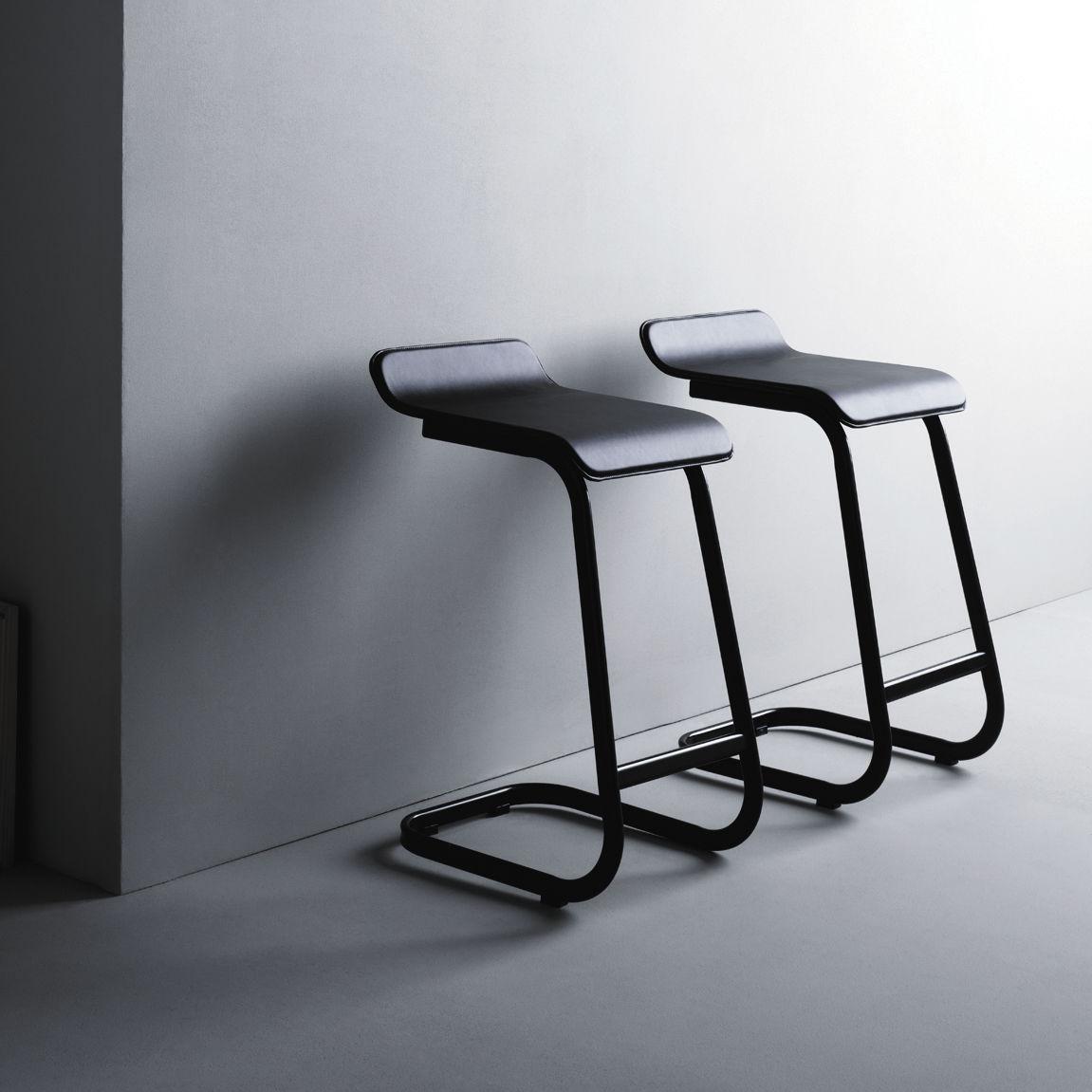 tabouret de bar contemporain en acier professionnel. Black Bedroom Furniture Sets. Home Design Ideas