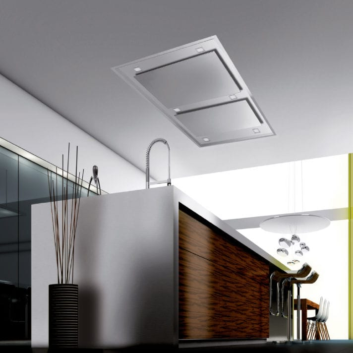 Merveilleux Hotte De Cuisine De Plafond / Silencieuse   INART