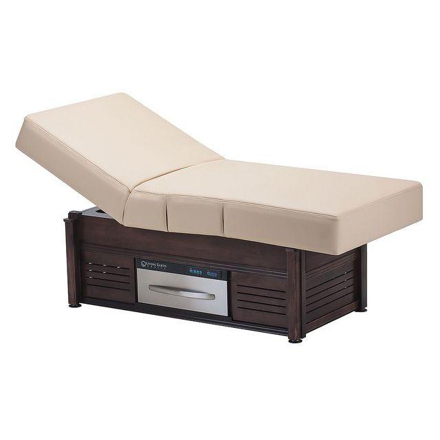 Table De Massage Electrique Avec Rangement Chauffante