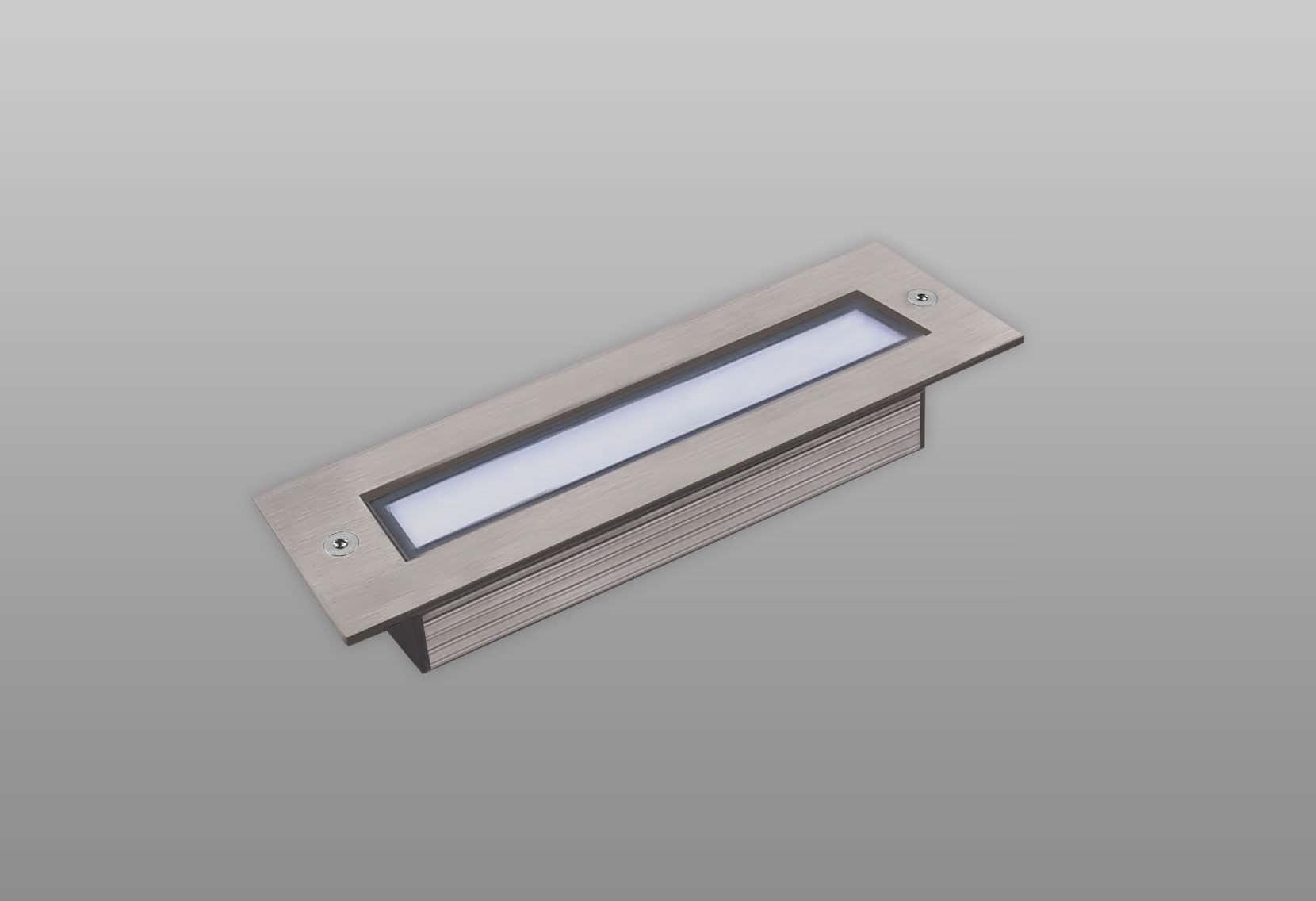 Genial Luminaire Encastrable Au Sol / à LED / Linéaire / Du0027extérieur   ROBUST