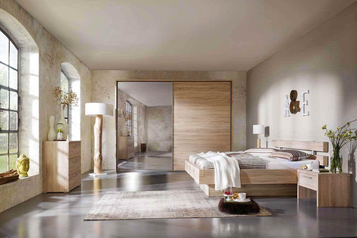 Beautiful Chambre En Bois Blanc Photos - Design Trends 2017 ...