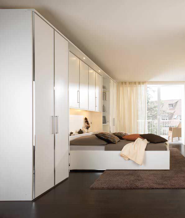 armoire pont de lit design