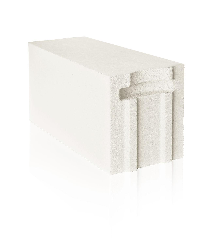Bon Bloc De Béton Cellulaire / Pour Mur Porteur - M211