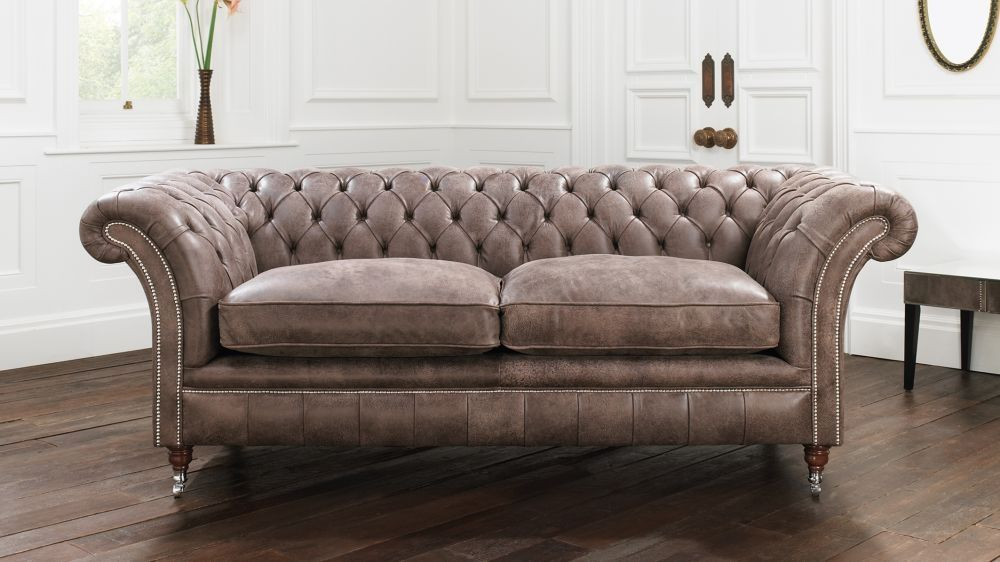 Canape Style Chesterfield