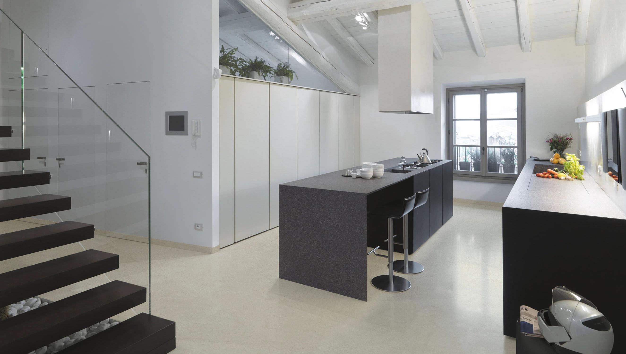 Carrelage D Int Rieur De Salon De Sol En Terrazzo Design