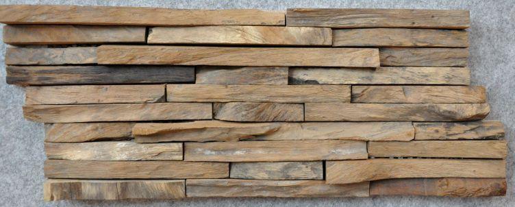 Parement de bois interieur