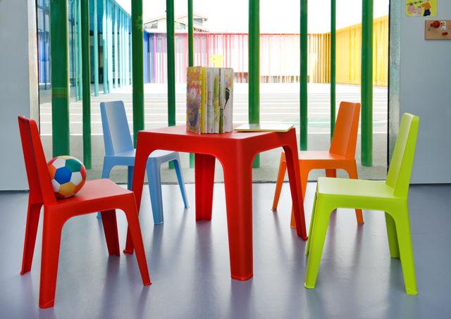 Chaise De Jardin Contemporaine Pour Enfant En Polypropylne