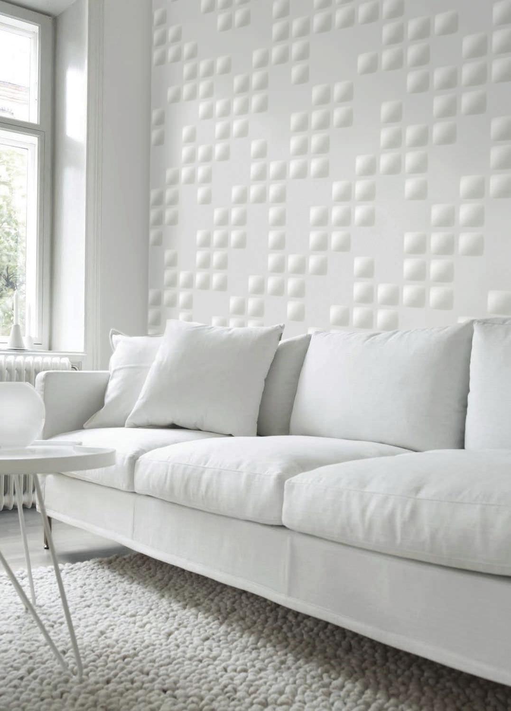 Panneau décoratif en bambou / pour faux-plafond / mural / 3D ...