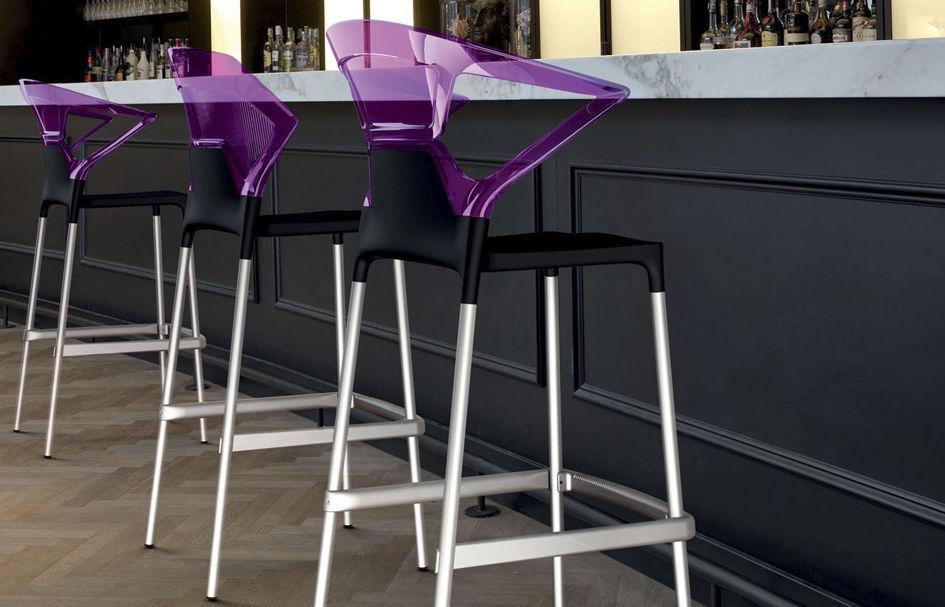 chaise de bar papatya