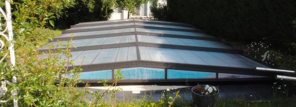 abri piscine pool cover
