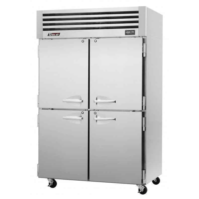 Réfrigérateur Professionnel Armoire à Portes En Inox PRO - Refrigerateur 4 portes