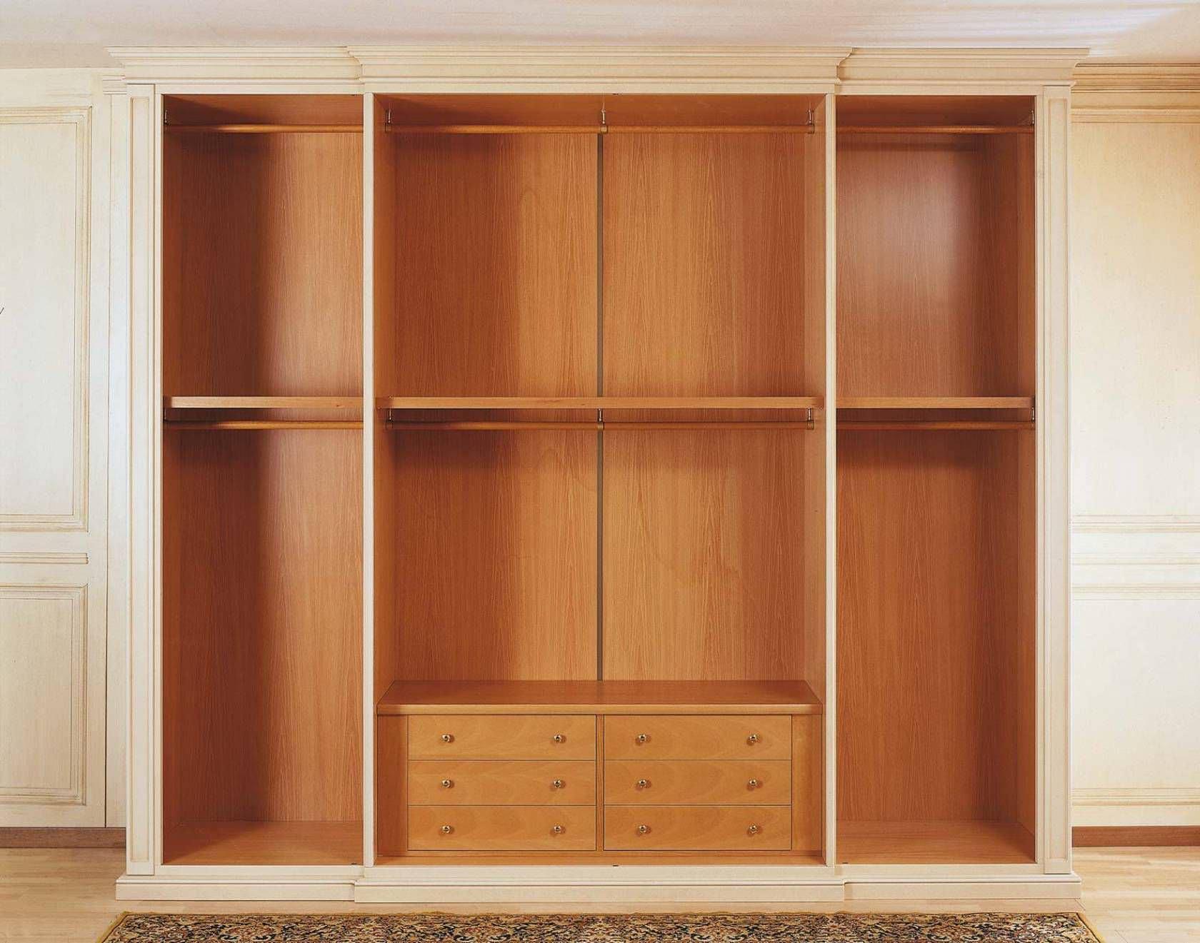 Les Armoires En Bois pour armoire classique / en bois / en bois laqué / à porte battante