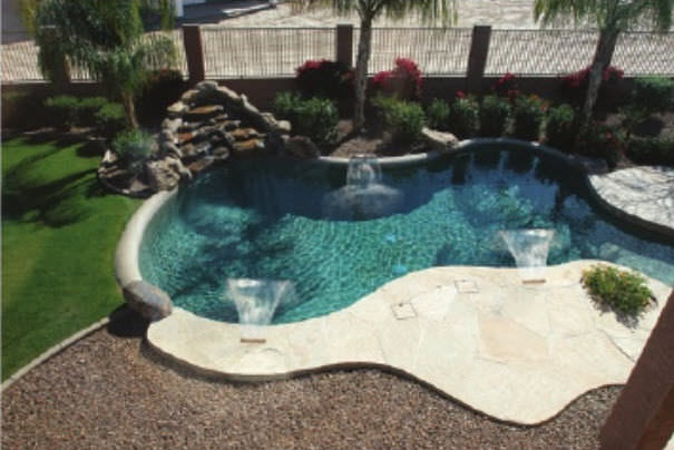 Cascade Pour Piscine  Wmg Series  Crystalfalls Jet  Crystal