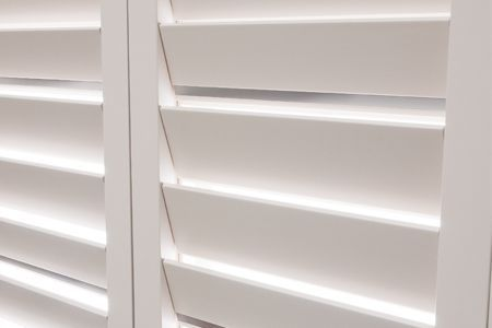 Volet à Lames En Bois Pour Fenêtre Fusion Trend Luxmader