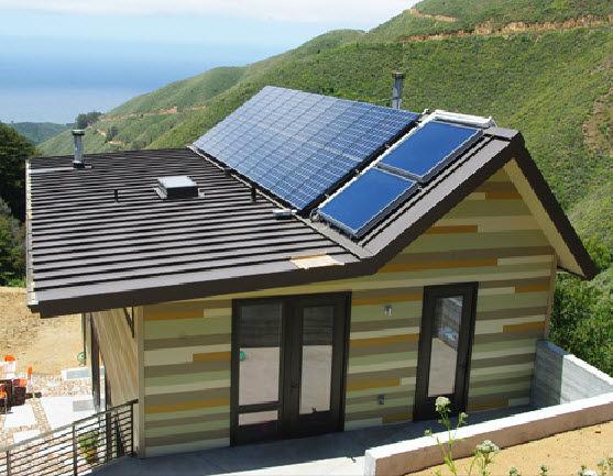Fabuleux Maison préfabriquée / contemporaine / écologique - BIG SUR - OMD  XO53