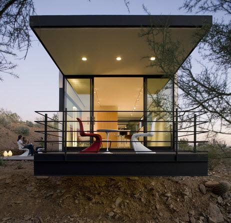 Populaire Maison modulaire / design / écologique - TALIESIN MOD.FAB - OMD  PS91