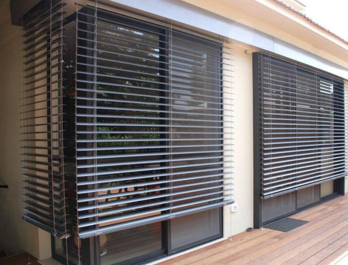 Attractive Store Vénitien / En Aluminium / Du0027extérieur / Professionnel ...