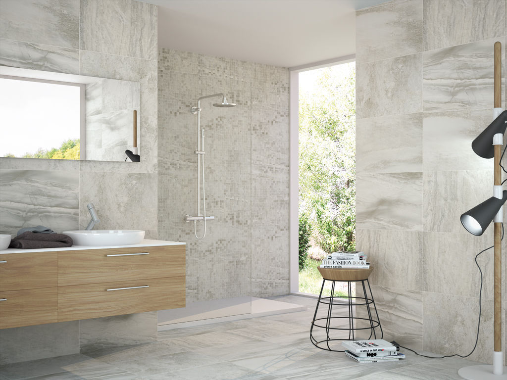 Carrelage Sol Salle De Bain Hexagonal ~ carrelage de salle de bain de sol en gr s c rame mat