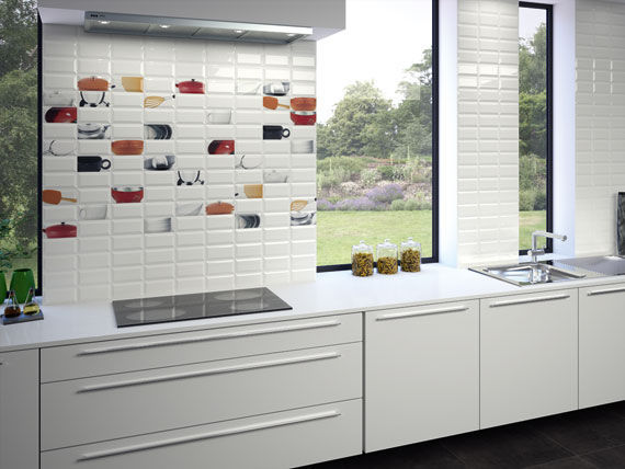 Souvent Carrelage de salle de bain / de cuisine / de sol / en céramique  GV65