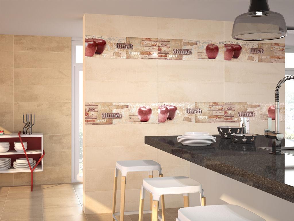 Carrelage de salle de bain / mural / en céramique / mat   comfort ...