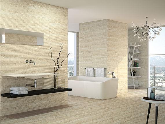 carrelage de salle de bain de sol en cramique brillant bruxelles