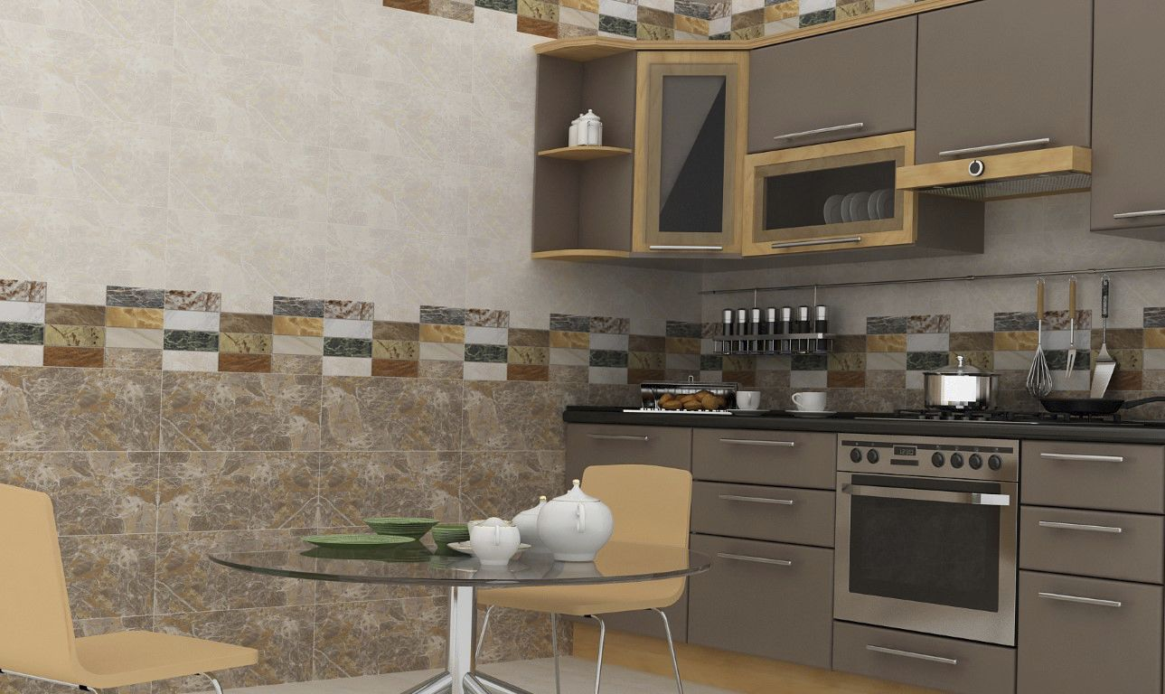 carrelage de cuisine / de sol / mural / en céramique - delta