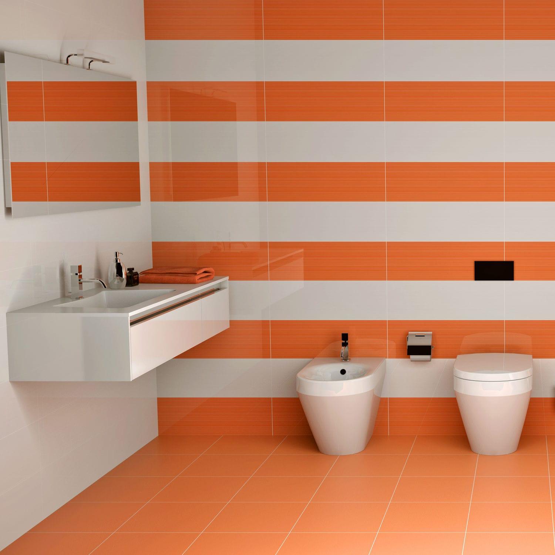 Carrelage de salle de bain / de sol / mural / en céramique - SWEET ...