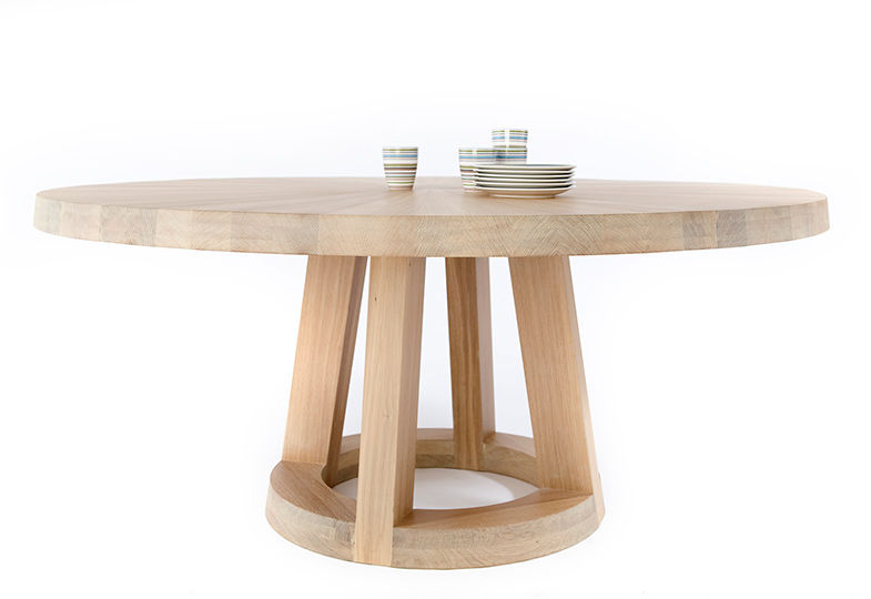 ... Table Contemporaine / En Bois / Ronde ...