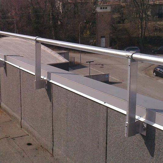Garde Corps En Aluminium A Barreaux D Exterieur Pour Balcon
