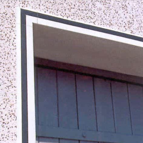 Encadrement De Fenêtre - Vinycom - Vinylit Facade - Ite