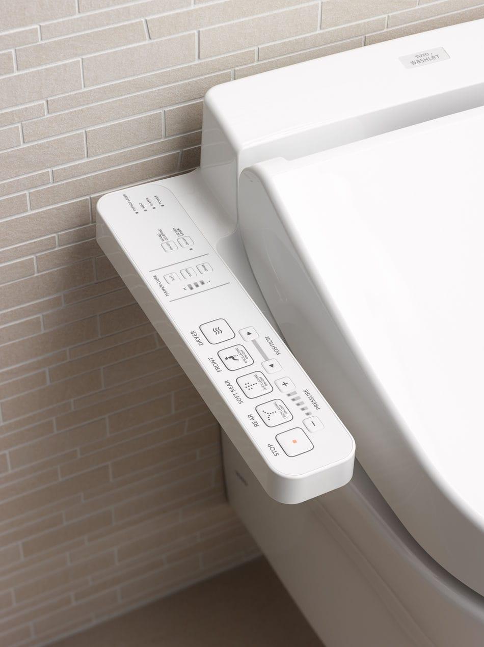 Lunette de toilette électronique / Washlet® / en céramique - EK 2.0 ...
