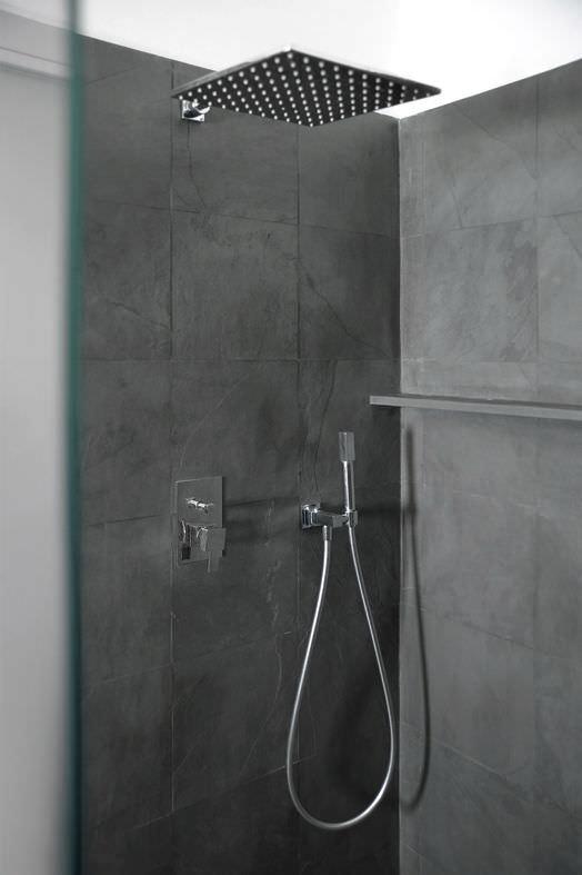 carrelage de salle de bain / de cuisine / de sol / en ardoise ... - Carrelage Salle De Bain Ardoise