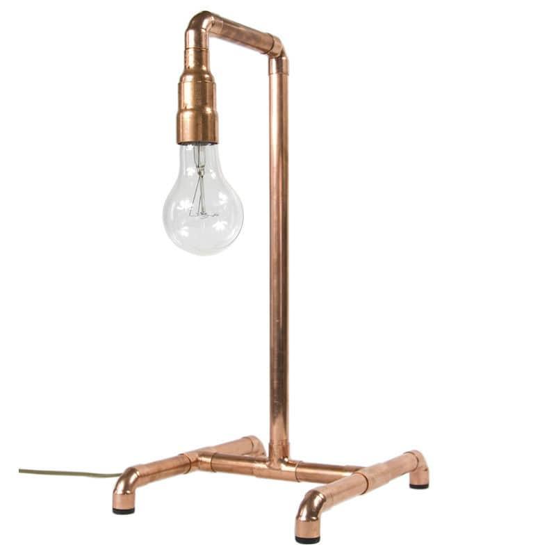 Exceptionnel Lampe de bureau / classique / en cuivre - LGH0030 - Gie El KZ36