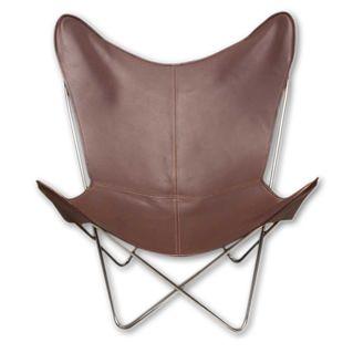 Fauteuil contemporain / en cuir - BKF - Santelmo design