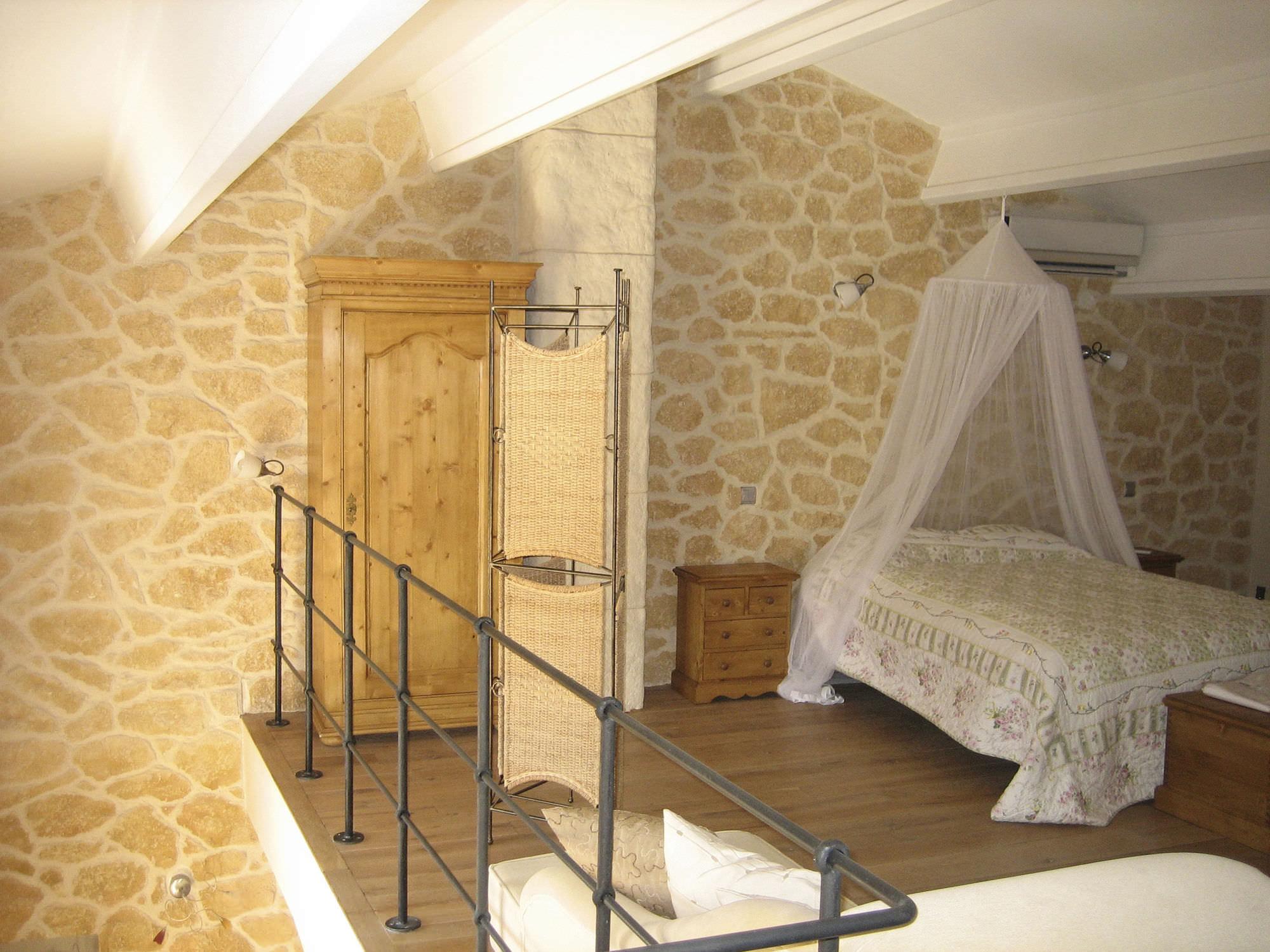 Deco pierre interieur