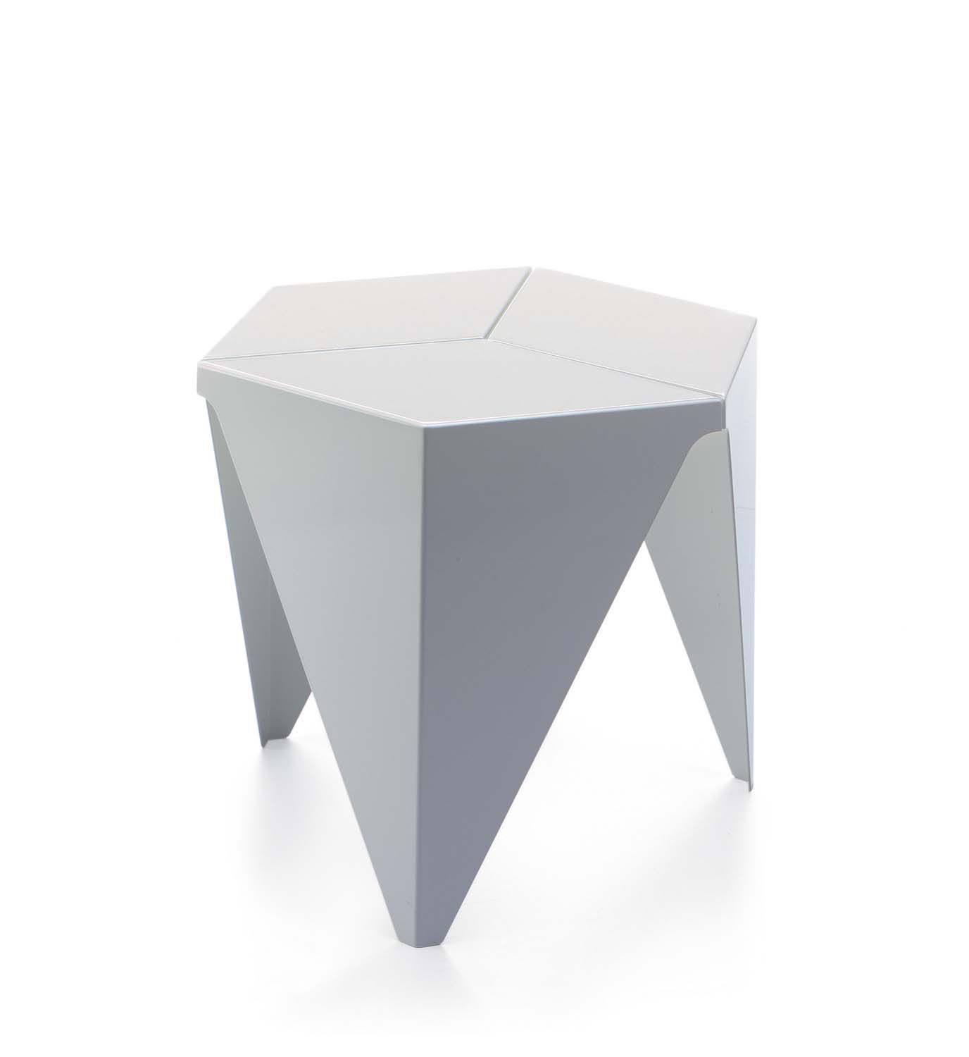 Table d appoint METAL SIDE TABLE OUTDOOR GM Noir  Vitra