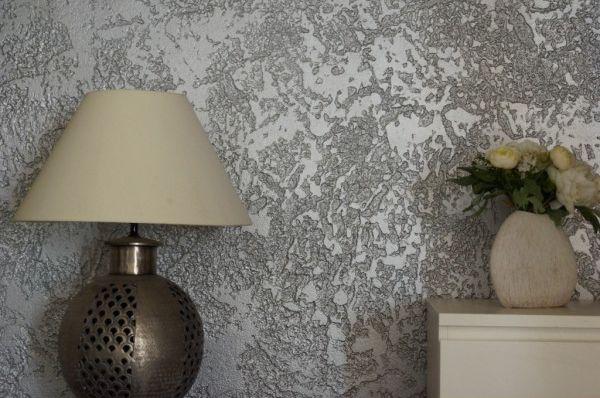 Peinture Dcorative  Pour Mur  Effet Mtallis  Lasure  Harmony