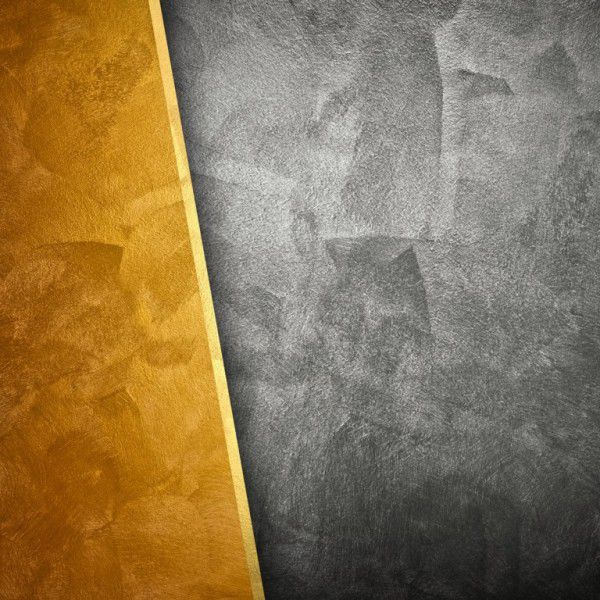 Peinture Décorative / Pour Mur / Effet Métallisé - Lasure