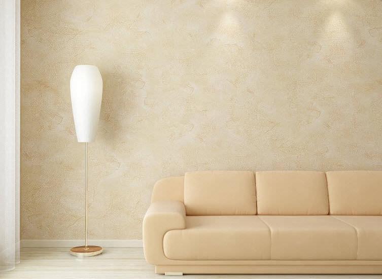 peinture décorative / pour mur / pour intérieur / à la chaux