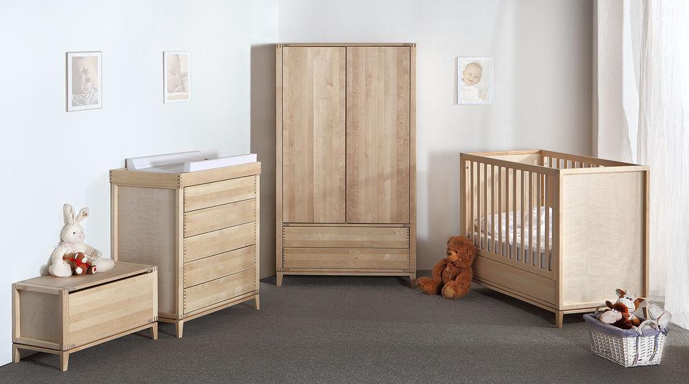 Chambre d\'enfant marron / de bébé - CARL GUSTAF - Troll Nursery ...