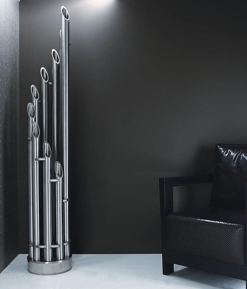 Favori Radiateur à eau chaude / en acier / en inox / design original  GO59