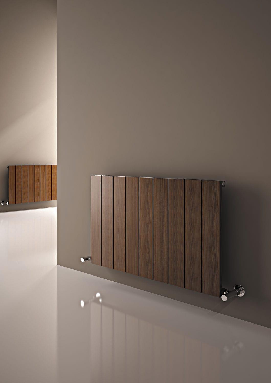 Radiateur à eau chaude / électrique / vertical / horizontal   nemo ...