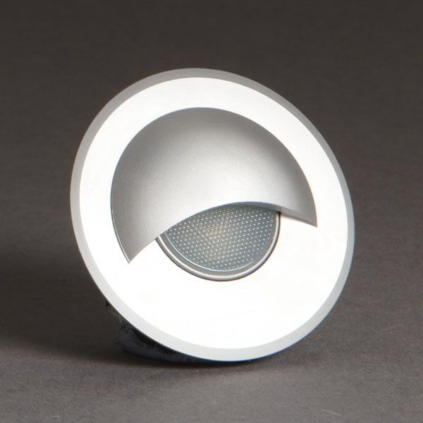 Beautiful Spot Encastrable Interieur Led Spot Encastrable Au Mur Led Rond  En Aluminium Anodis Meg Eye With Spot Interieur Led