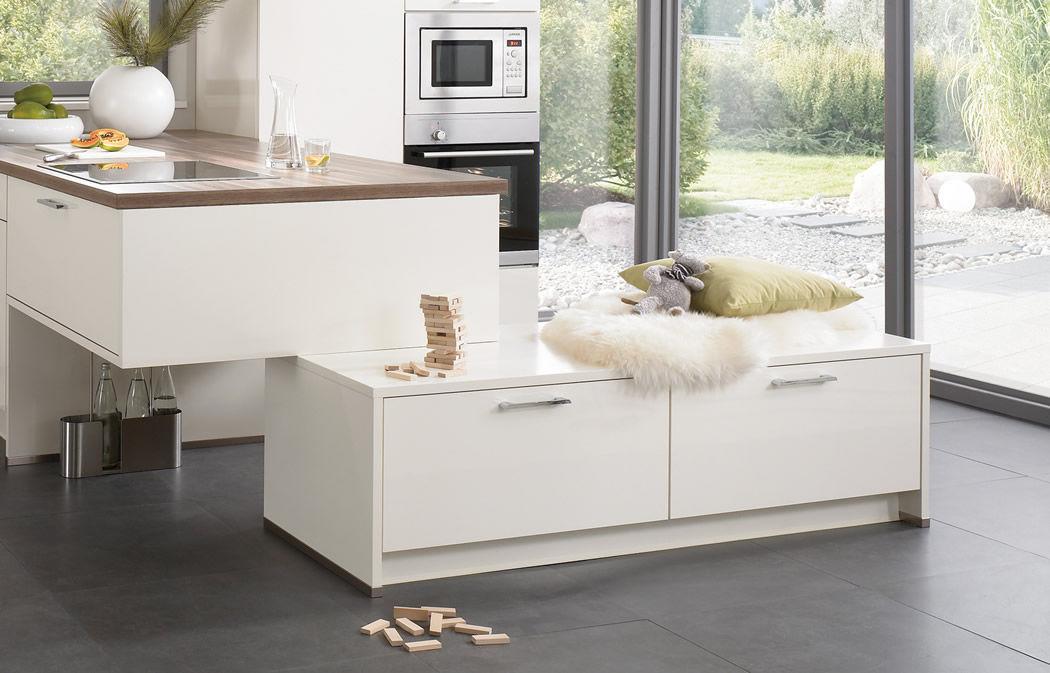meuble bas de cuisine / à poser - nobilia
