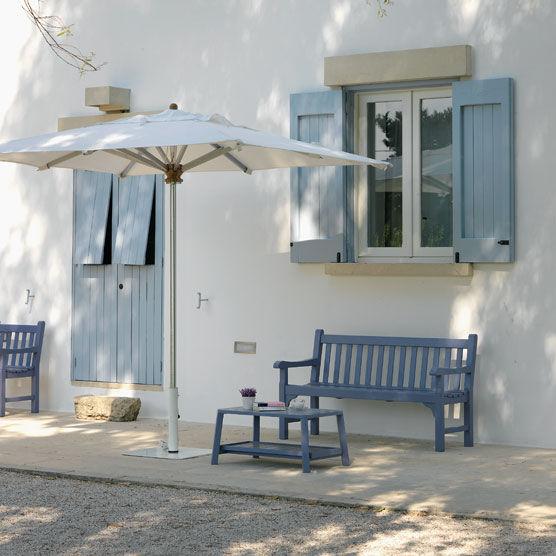 Banc de jardin / classique / en teck / en acajou - NOTTING HILL - Ethimo