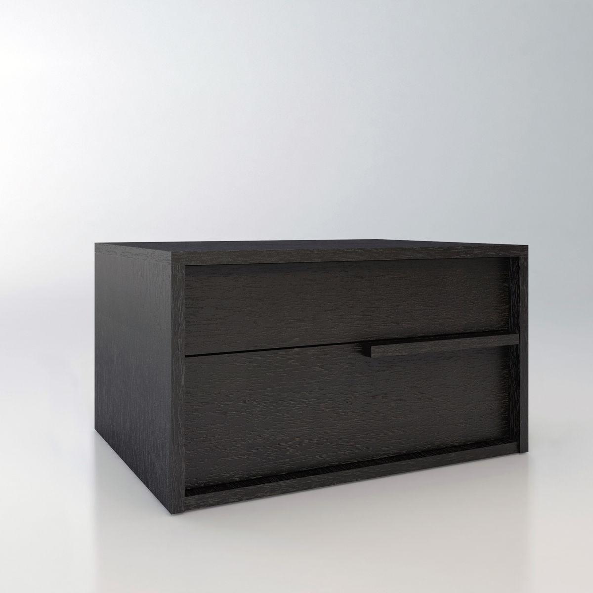 Table de chevet / contemporaine / en chêne / par Rodolfo Dordoni  CLOSE