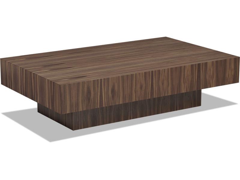 Basse Rectangulaire Rangement Bois Table Contemporaine Avec En MVLGqSUzp